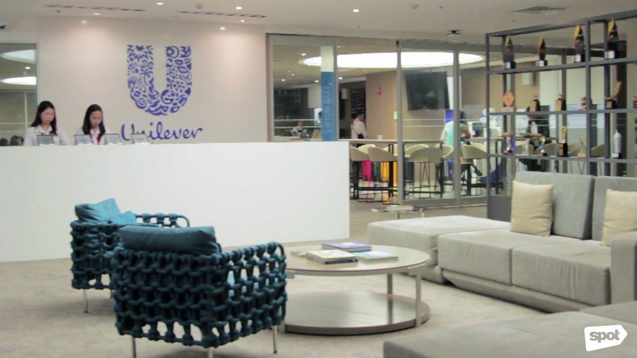 unilever office. Unilever Office F