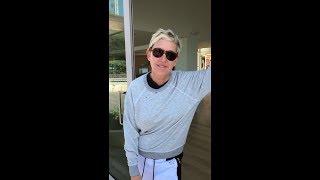 Join Ellen for the