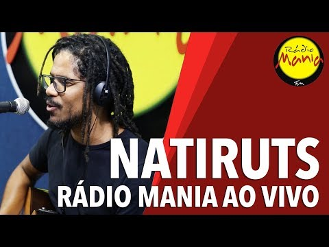 🔴 Radio Mania - Natiruts - Andei Só  Me Namora  SuperNova