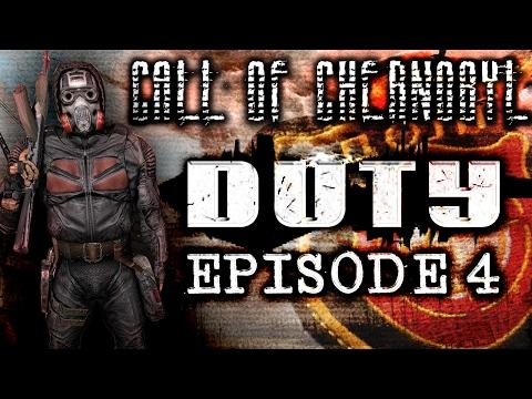 S.T.A.L.K.E.R. Call of Chernobyl 1.4.22 DUTY (Hired Gun) Part 4