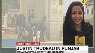 Breaking News: Canadian PM Justin Trudeau at Golden temple; Trudeau to meet Punjab CM
