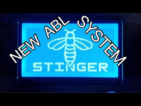 THE STINGER ABL SYSTEM bed leveling
