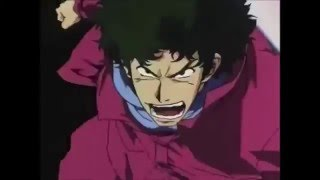 Spike Spiegal - A Man of Constant Sorrow AMV