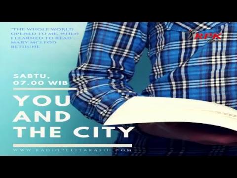 RPKFM 9630 Live Stream - You And The City Bersama Komunitas Good Reads indonesia 22/04/17
