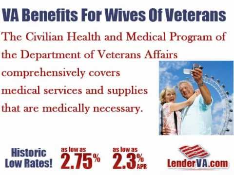 VA Benefits For Wives Of Veterans