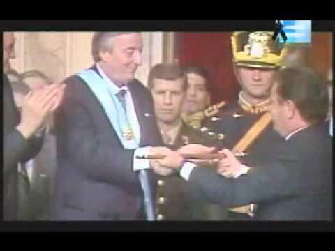 Download Asuncin Presidencial Homenaje a Nstor Kirchner