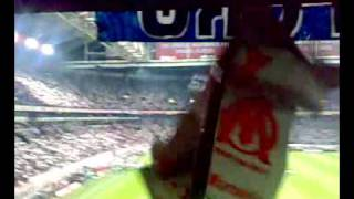 Ajax-Marseille (andre rieu) sfeer!
