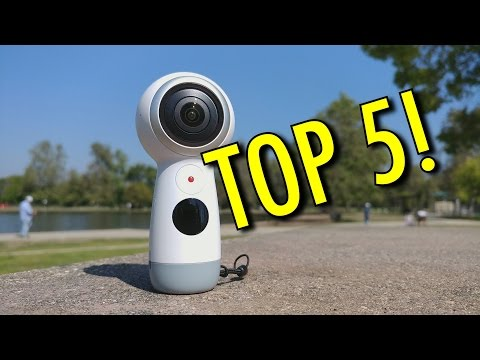 Samsung's New Gear 360 camera: Top 5 pros and cons for shooting 360!