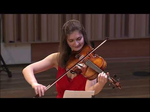 Bartok Concerto For Viola And Orchestra 1 Movement