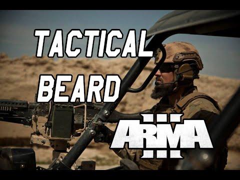 ARMA 3: Tactical Beard is the key to winning