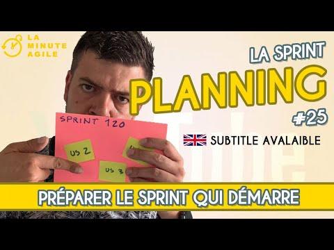Sprint Planning Meeting En Scrum - La Minute Agile #25