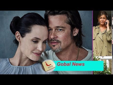 Brad Pitt said in case of his divorce, Jennifer Aniston would be better mother Angelina Jolie..Why?