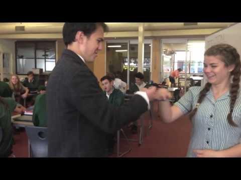 brighton secondary college year 9 graduation video - 2013