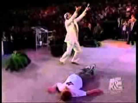 Charming Benny Hinn   Let The Bodies Hit The Floor