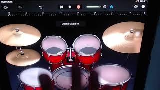 아이패드 드럼 커버(Drum cover) - 커플(젝스키스)