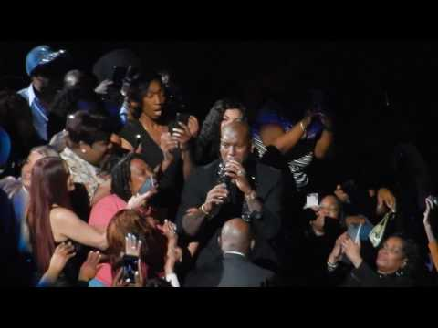 "Tyrese ""Shame"" Live 2017 - Barclays Center -NYC - Mother"