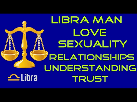 How to seduce a libra man sexually