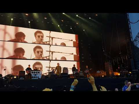 Liam Gallagher - For What It's Worth - Isle of Wight Festival