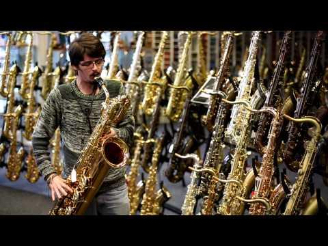 Yanagisawa B992 Baritone Saxophone