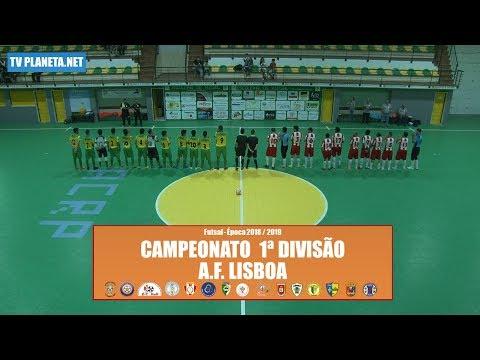 Resumo Futsal: PREGANÇA 2x4 MURCHES - 1ª Divisão AFL 2018/19