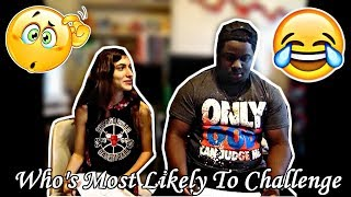 Who's Most Likely To Challenge