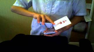 pop up card trick revealed