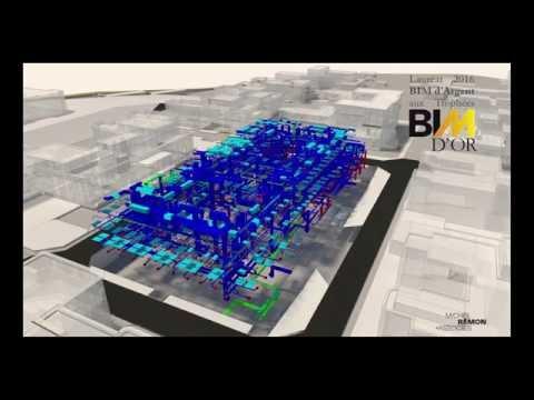 Modernisation de l'hôpital Edouard HERRIOT : Construction du nouveau plateau technique