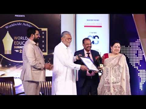 JBCN Education Receives Award for Quality Education in Western India