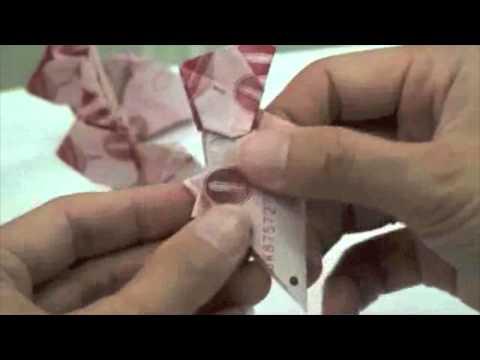 可愛小錢兔摺紙教學