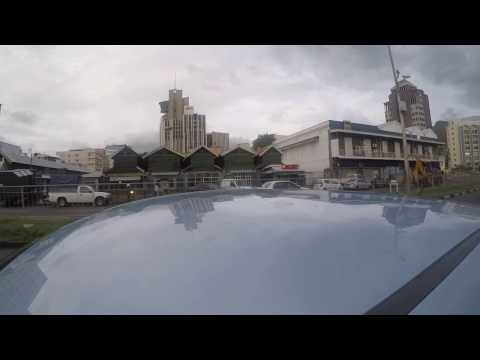 Driving through Port Louis [1080p]