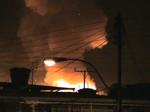 FRANCISCO LOPEZ EXPLOCION EN CAVIM (INDUSTRIAS MIL...