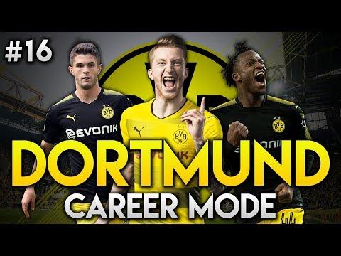 FIFA 18 | Dortmund Career Mode | Ep16 | EUROPEAN SUCCESS?