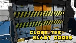 Space Engineers - Blast Doors, Simple But Effective High Security Doors