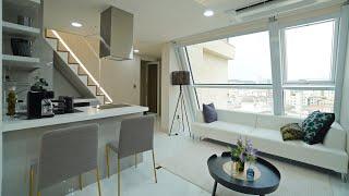 Unique Seoul House 유니크한 양재동 복층…
