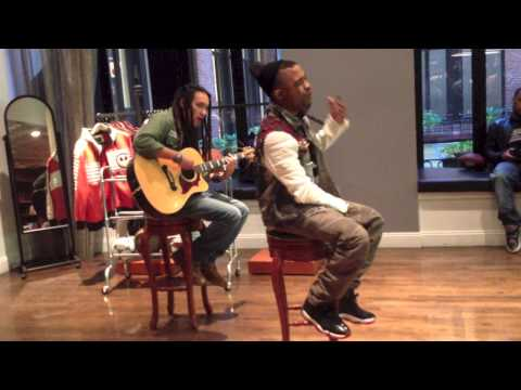 Elijah Blake Sings