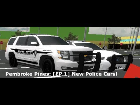 Pembroke Pines: [EP.1] New Police Cars!