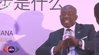 Kojo Oppong Nkrumah reveals Ghana