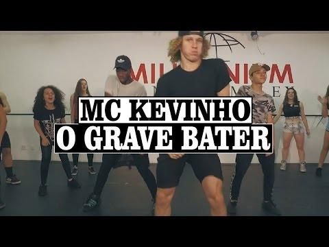Mc Kevinho - O Grave Bater  Coreografia Tiago Montalti