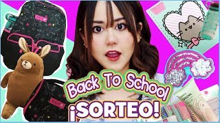 TE REGALO TODO ESTO l BACK TO SCHOOL - miku