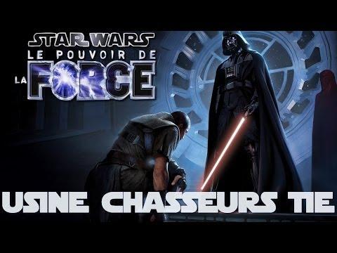 star-wars-le-pouvoir-de-la-force-ultimate-sith-edition-fr-[pc]-#02-usine-chasseurs-tie