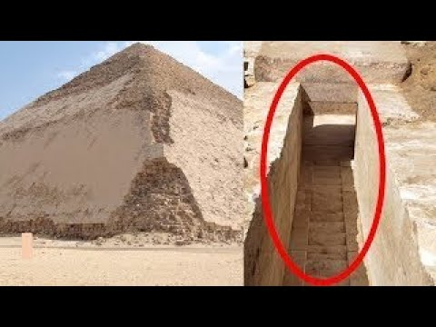 Are there Lost Technologies in the Pyramid ?