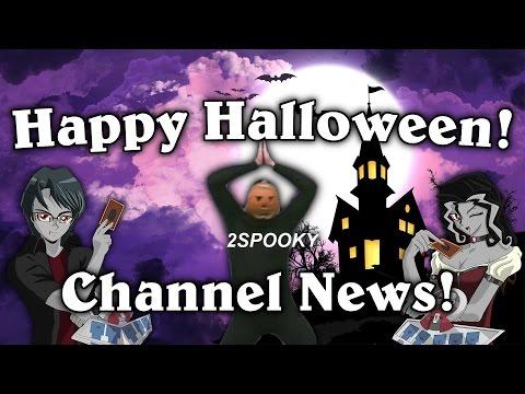 Happy Halloween! Channel News! Deck Profiles?!