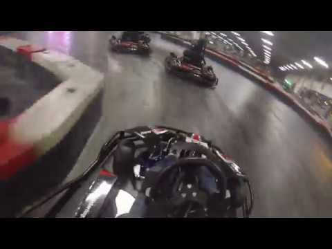 Ле Ман Картин Заезд 1 Rimo (Le Mans Karting Run 1)