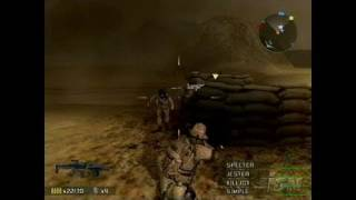 SOCOM 3: U.S. Navy SEALs PlayStation 2 Review - SOCOM 3