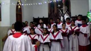 Ven Nilaavulla Sheetha Rathri - Malayalam Christmas Song