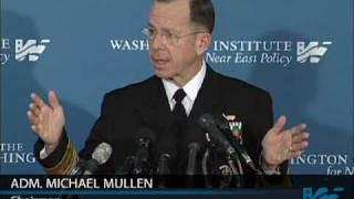 Adm. Michael Mullen Q&A (Part 2)