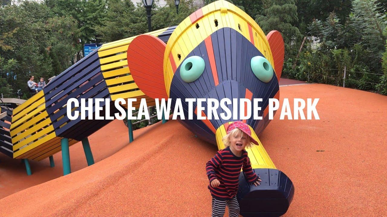 Chelsea Waterside Park Youtube