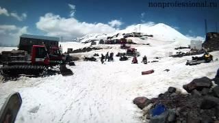 видео Горные лыжи летом: где и как?