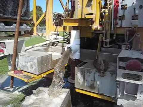 Florida Well Drilling 6 inch video 0002