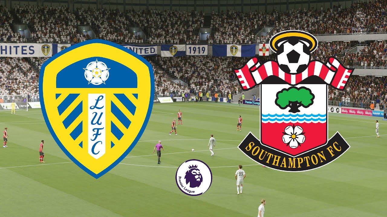Premier League 2020/21 - Leeds United Vs Southampton - 20th January 2021 -  FIFA 21 - YouTube
